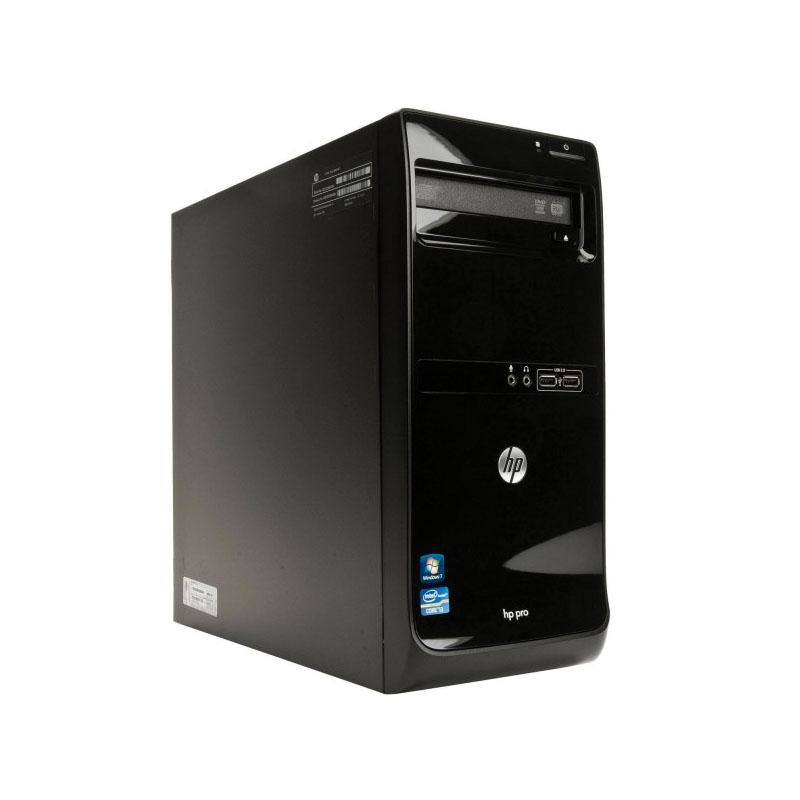 HP Pro 3500 MT – Intel Core i5-3470 3,2GHz, 8GB DDR3, 500GB HDD, DVDRW,  Win8 1 – Refurbished